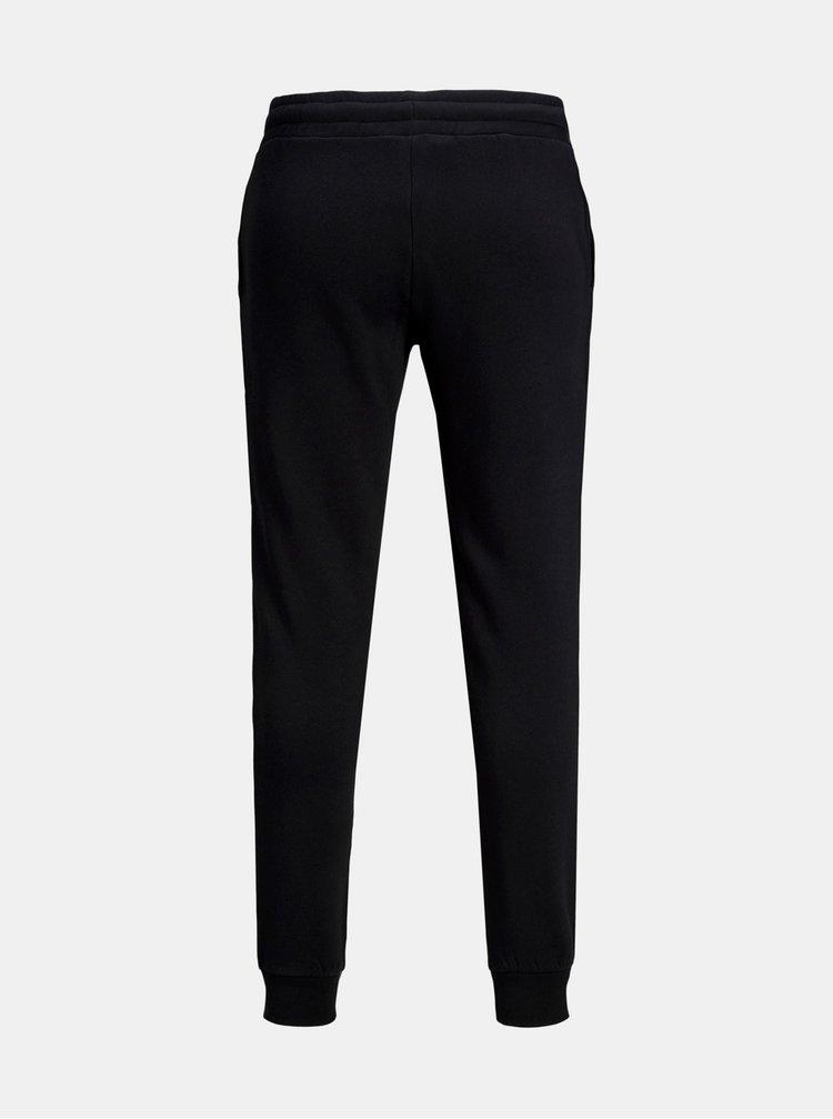 Pantaloni sport si de casa pentru barbati Jack & Jones - negru