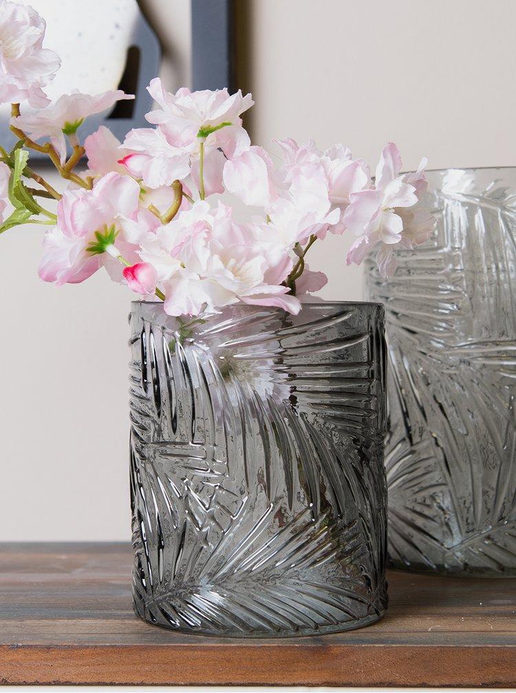 Skleněná váza Clayre & Eef