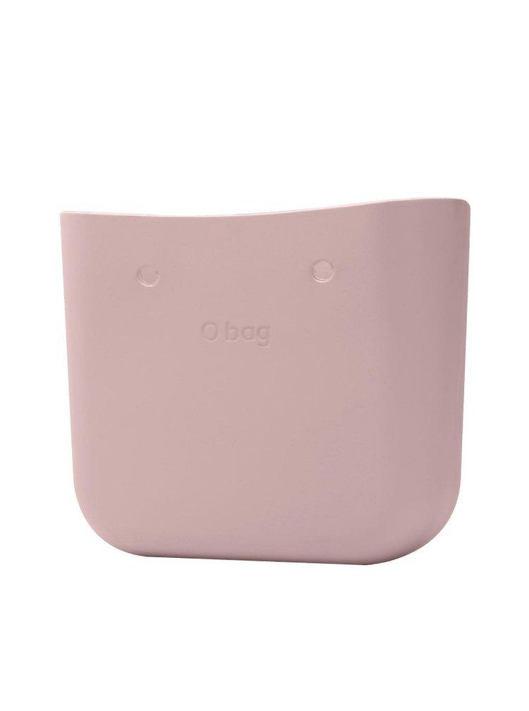 O bag pudrové tělo MINI Smoke Pink
