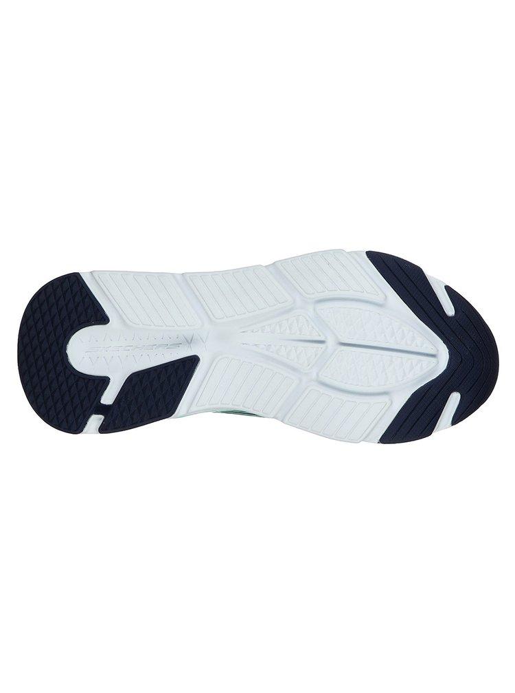 Skechers modré tenisky na platformě Max Cushioning Elite