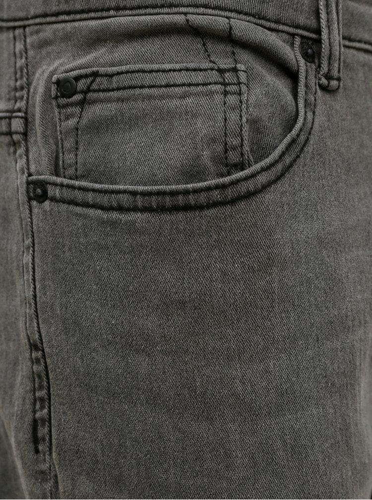 Šedé slim fit džíny ONLY & SONS Loom