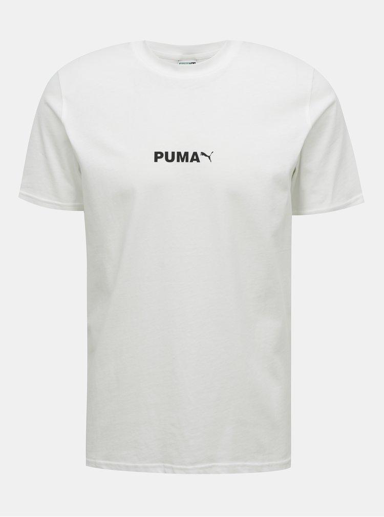 Tricouri si bluze pentru barbati Puma - alb