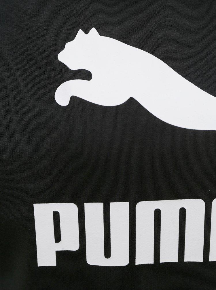 Černá dámská mikina s kapucí Puma