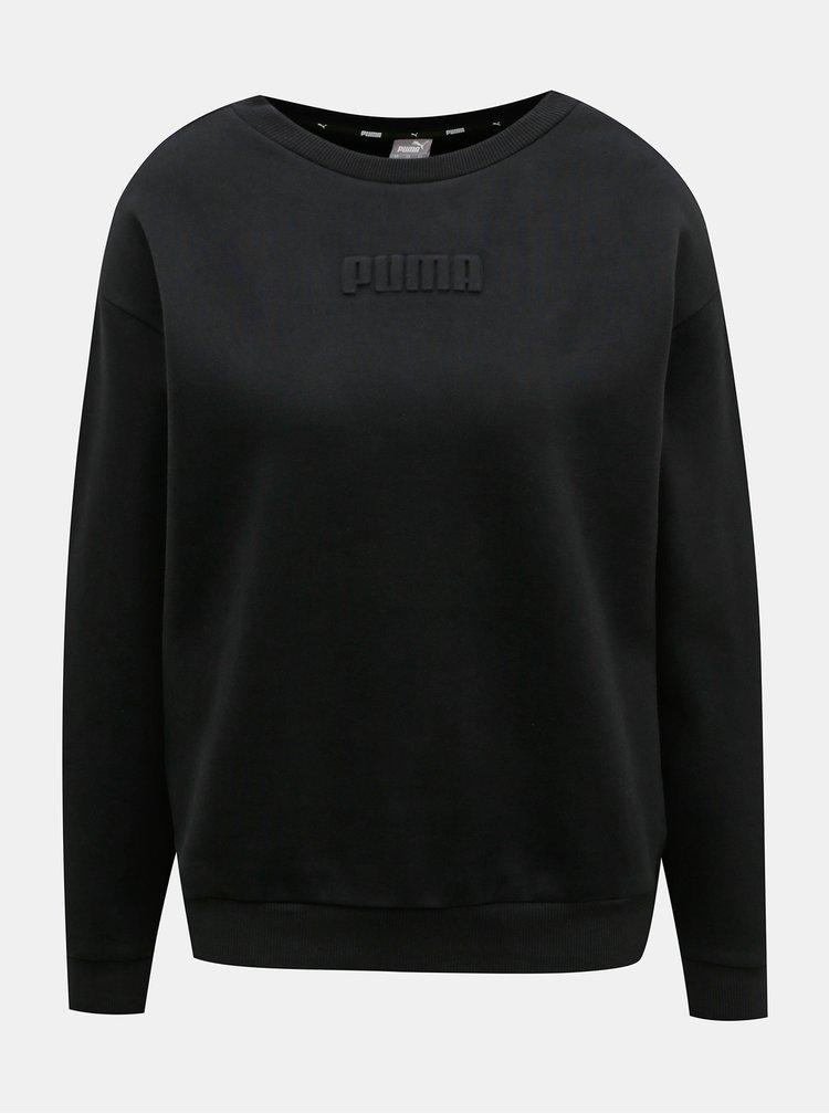 Černá dámská mikina Puma