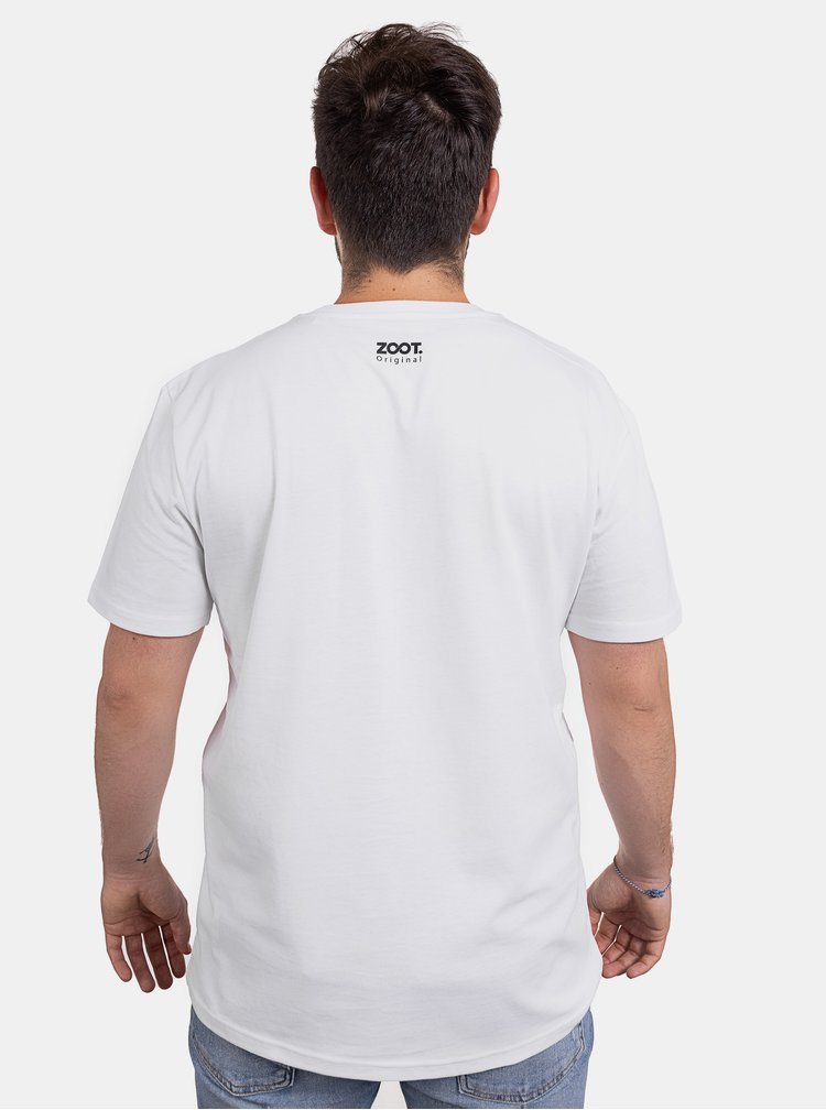 Bílé pánské tričko ZOOT Original Měl ses víc učit