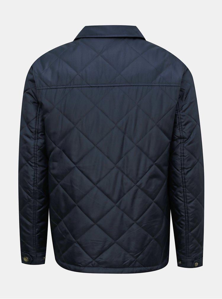Jachete subtire pentru barbati Selected Homme - albastru inchis