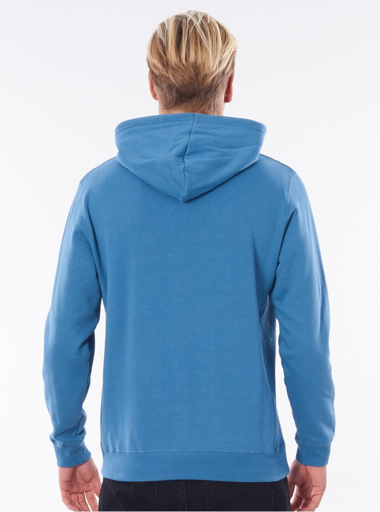Modrá pánská mikina s kapucí Rip Curl