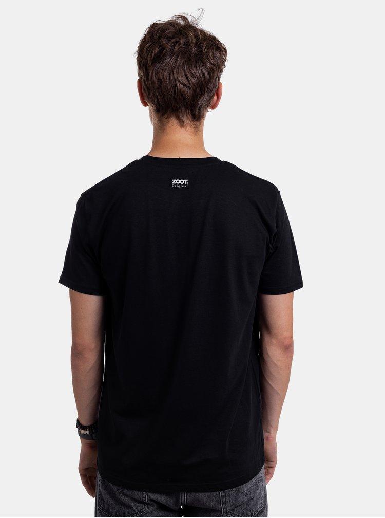 Černé pánské tričko ZOOT Original POV