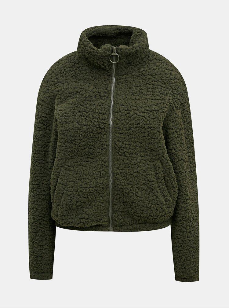 Jachete subtire pentru femei Jacqueline de Yong - verde inchis