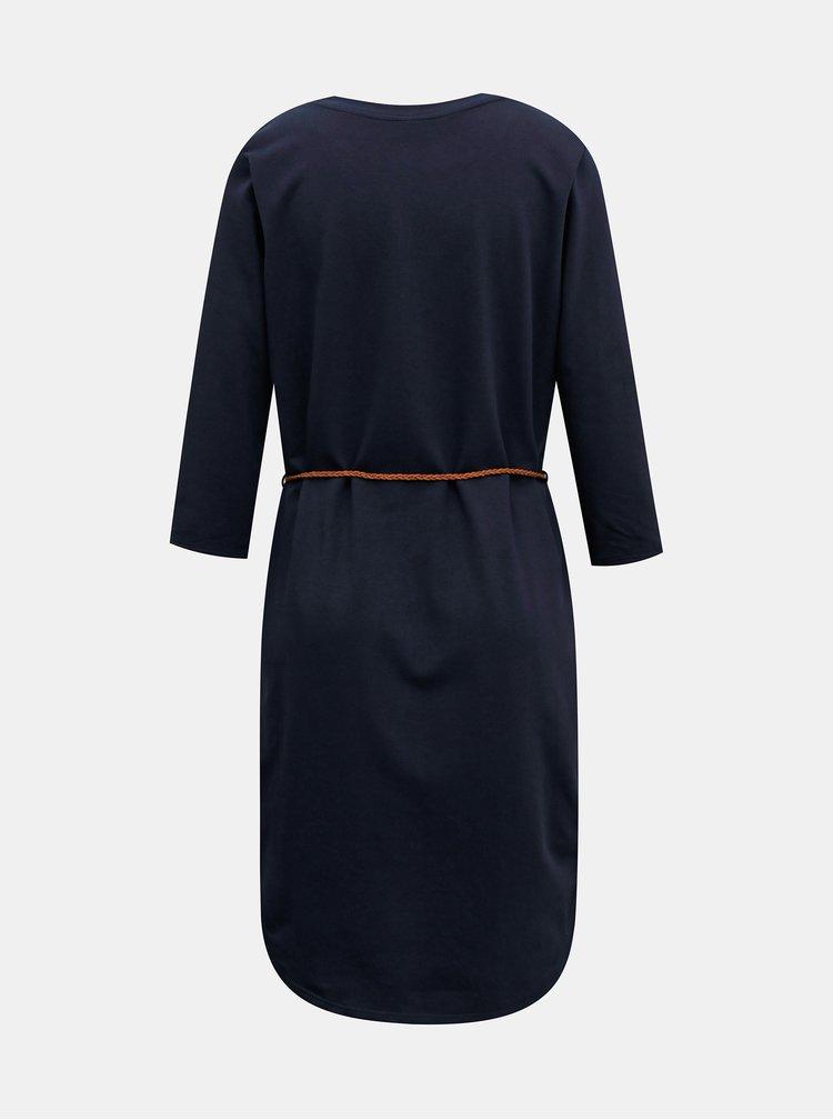 Tmavě modré šaty Jacqueline de Yong Ivy