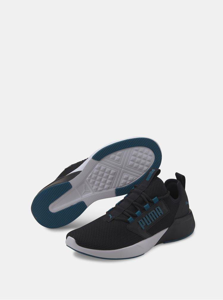 Černé pánské tenisky Puma