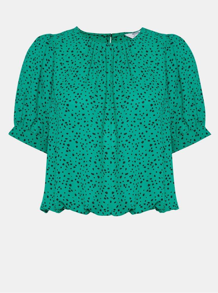 Marimi curvy pentru femei Dorothy Perkins Petite - verde