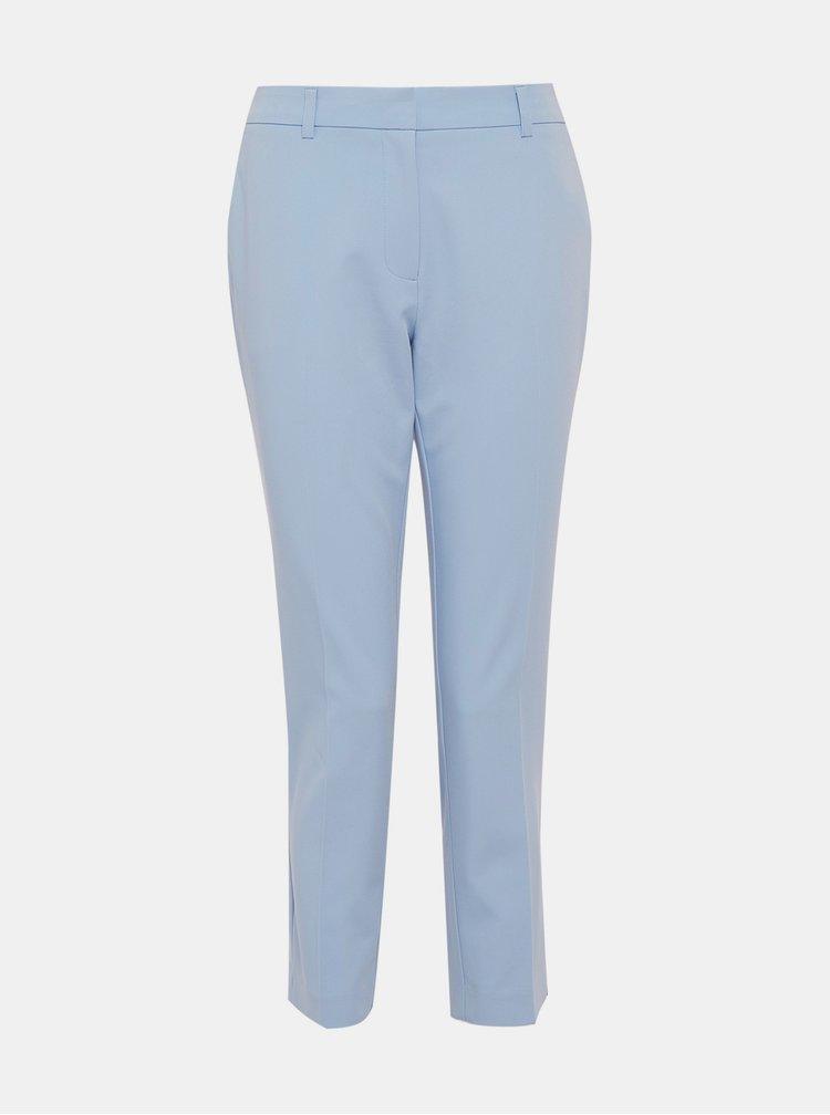 Pantaloni chino pentru femei Dorothy Perkins Petite - albastru deschis