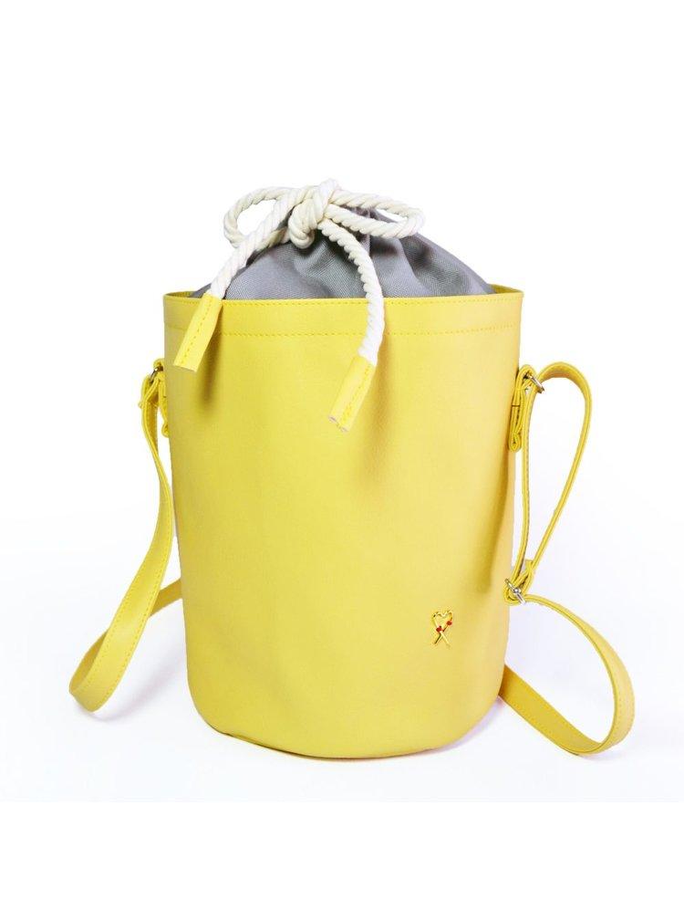 Xiss žlutá kabelka Mini Sunshine