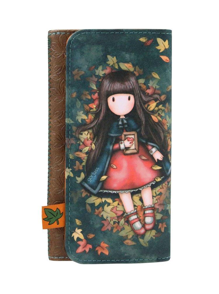 Santoro velká peněženka Gorjuss Autumn Leaves