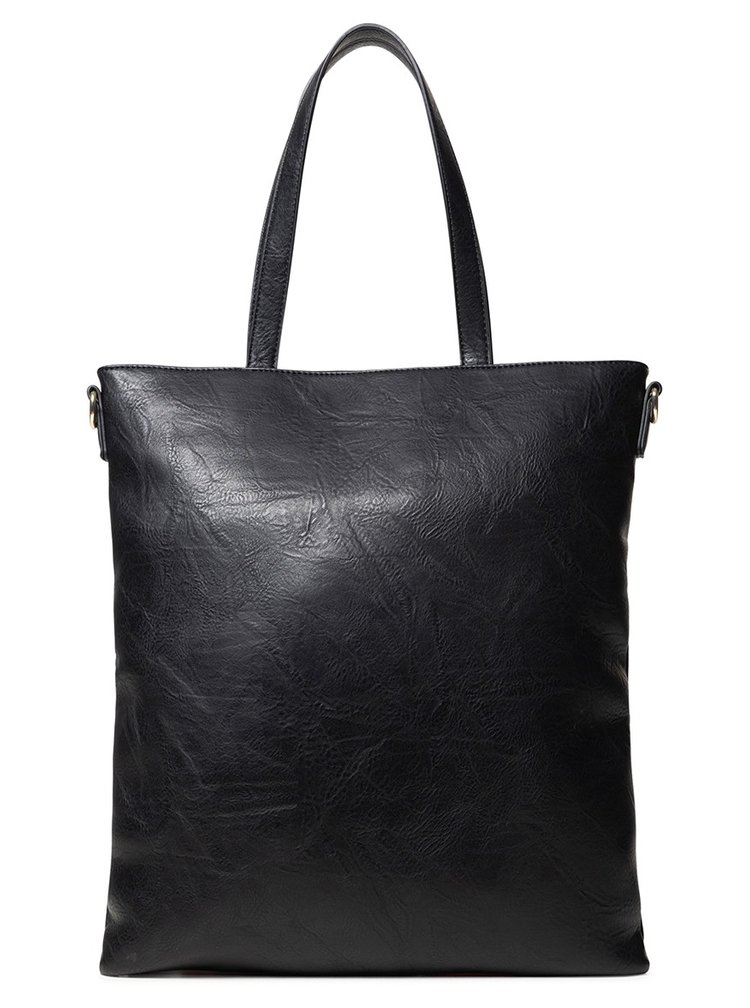 Desigual černá kabelka Bols Concordia Coro