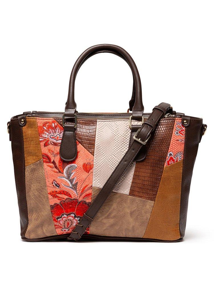 Desigual barevná kabelka Bols Japan Path Safi