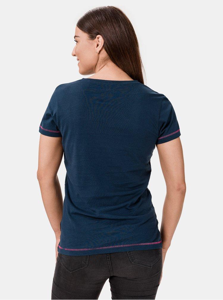Tricouri pentru femei SAM 73 - albastru inchis