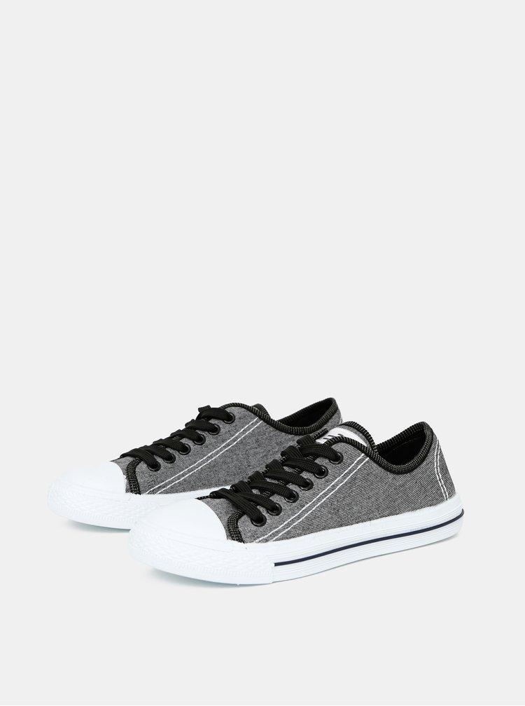Pantofi sport si tenisi pentru femei 3F - gri