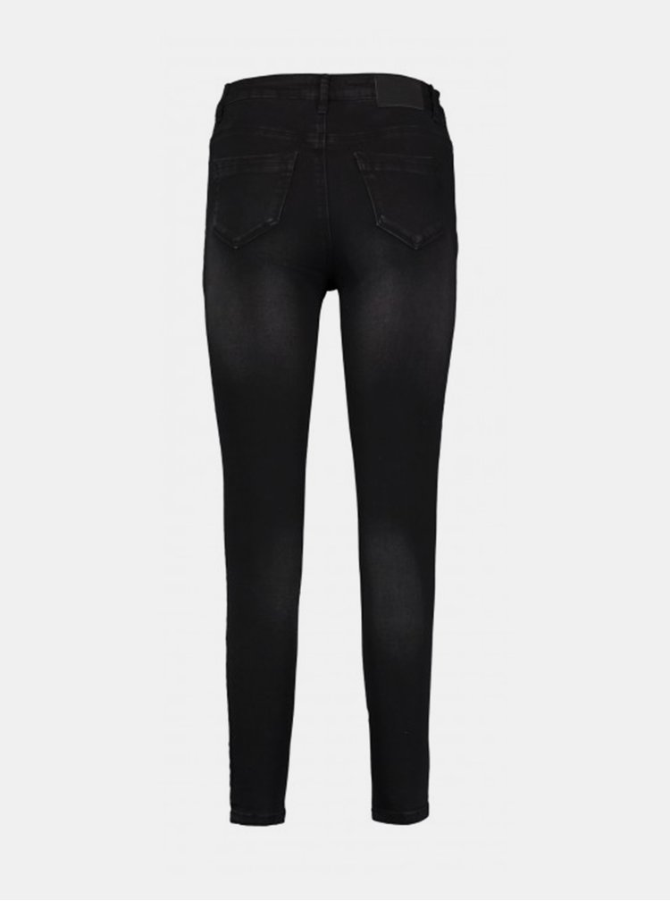 Černé dámské skinny fit džíny Haily´s