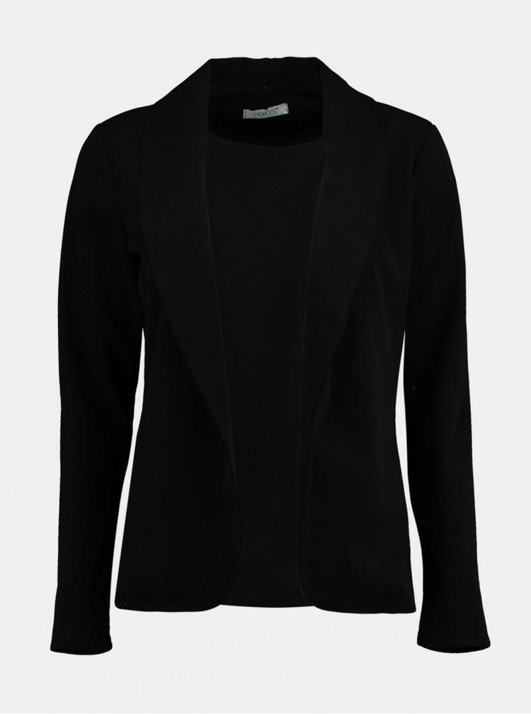 Sacouri si blazere pentru femei Hailys - negru