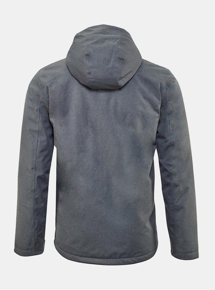 Šedá pánská zimní bunda killtec