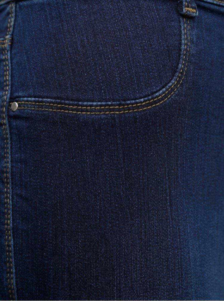 Marimi curvy pentru femei Dorothy Perkins Curve - albastru inchis