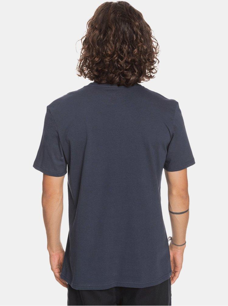 Tmavě modré tričko Quiksilver
