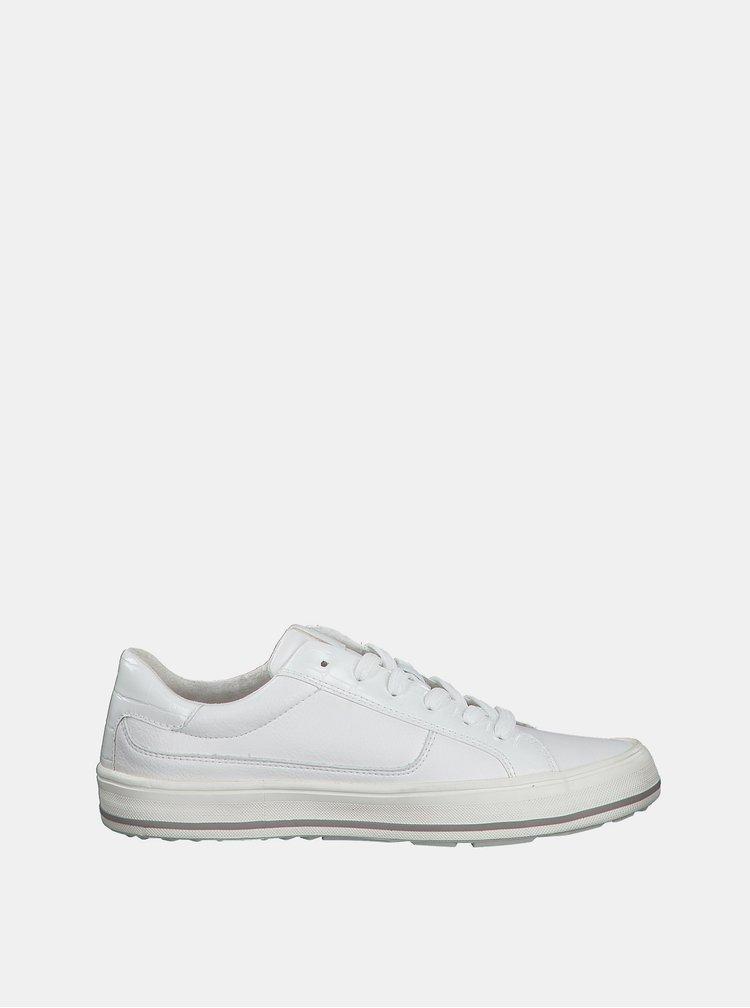 Bílé dámské tenisky s.Oliver