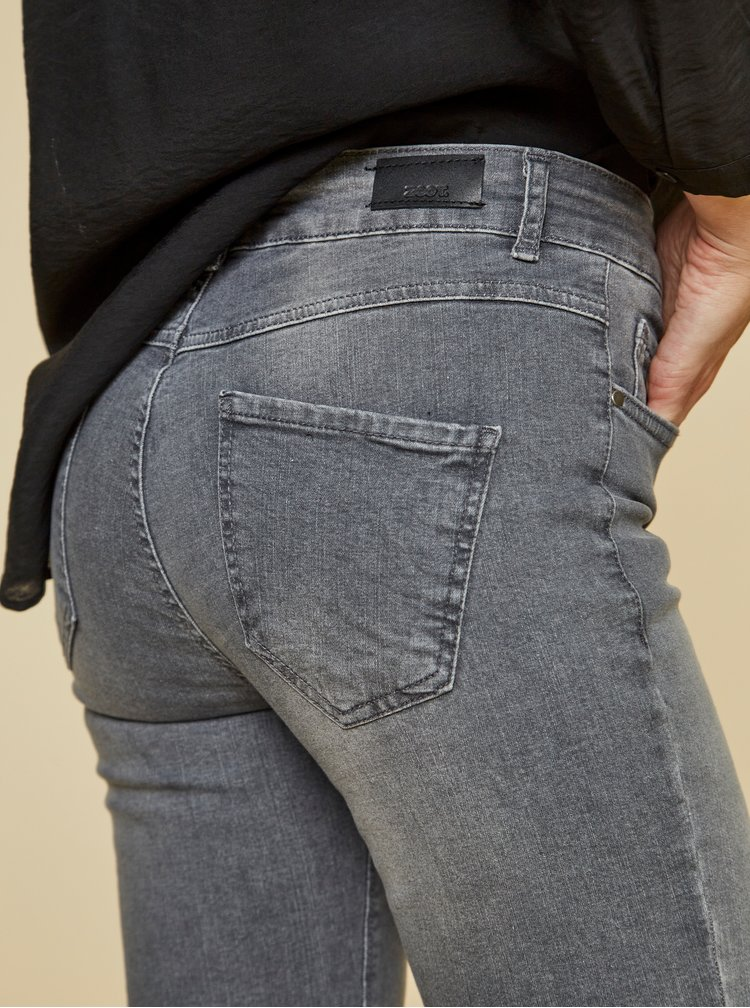 Slim fit pentru femei ZOOT - gri