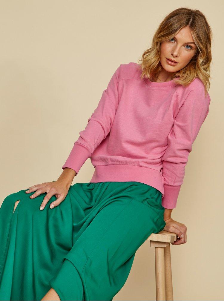 Pulovere si hanorace pentru femei ZOOT Baseline - roz