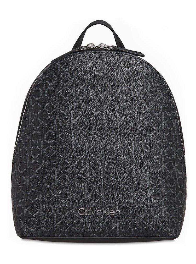 Calvin Klein černý batoh Mono Backpack SM
