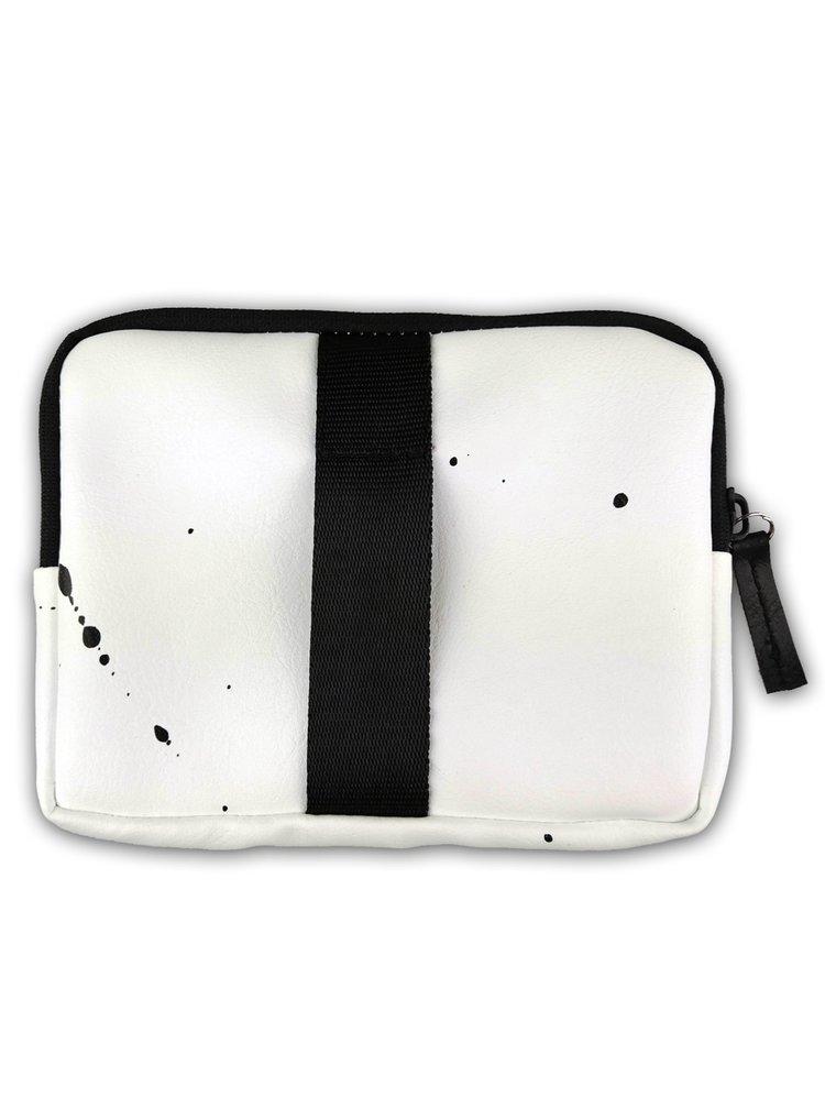 Xiss bílá peněženka Splashed White