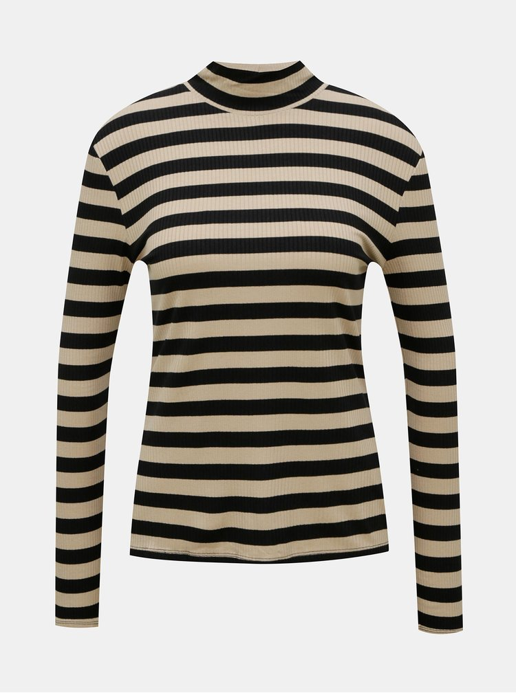 Bluze pentru femei Noisy May - negru, bej