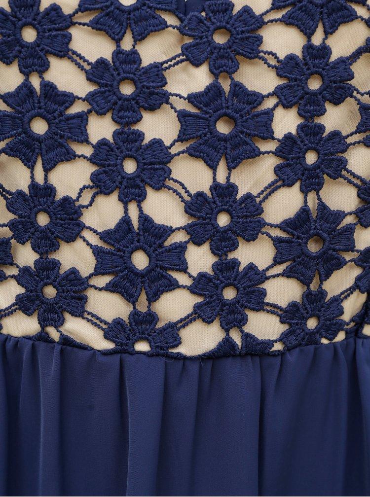 Rochii de seara pentru femei Little Mistress - albastru
