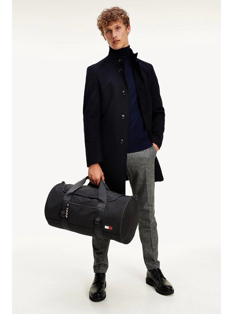 Tommy Hilfiger modrá pánská cestovní taška Tommy Duffle Desert Sky