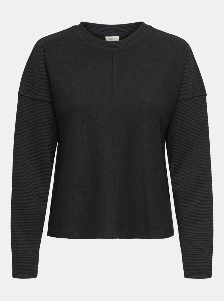 Černé tričko Jacqueline de Yong Gigi