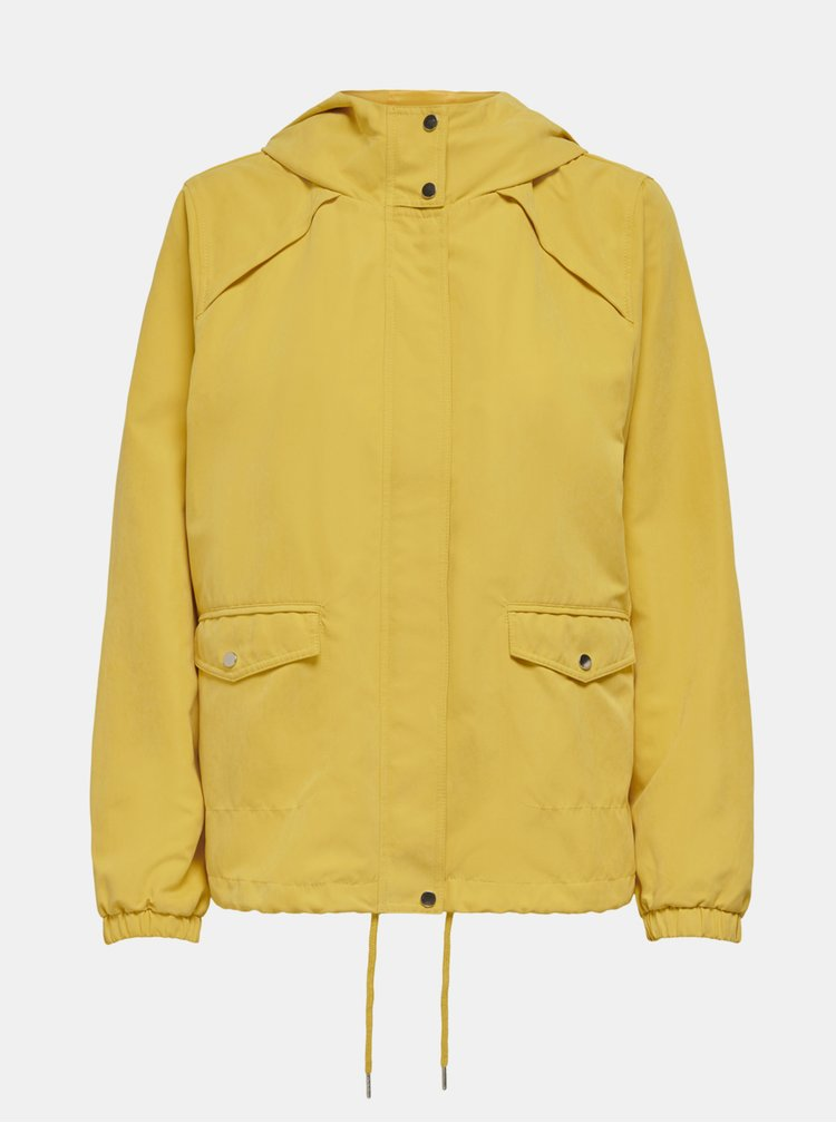 Jachete subtire pentru femei Jacqueline de Yong - galben