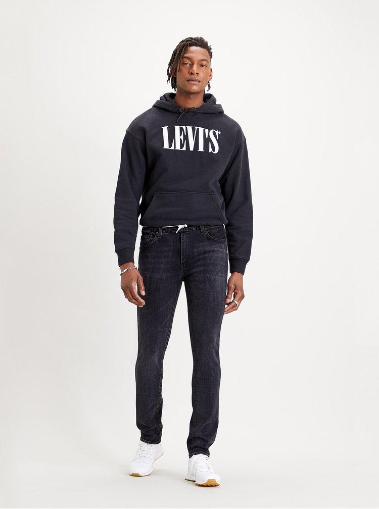 Pulovere cu gluga pentru barbati Levi's® - negru