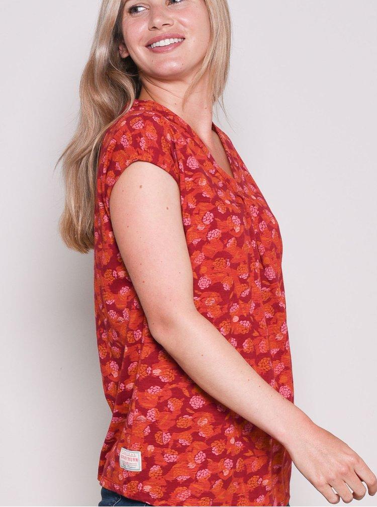 Marimi curvy pentru femei Brakeburn - rosu