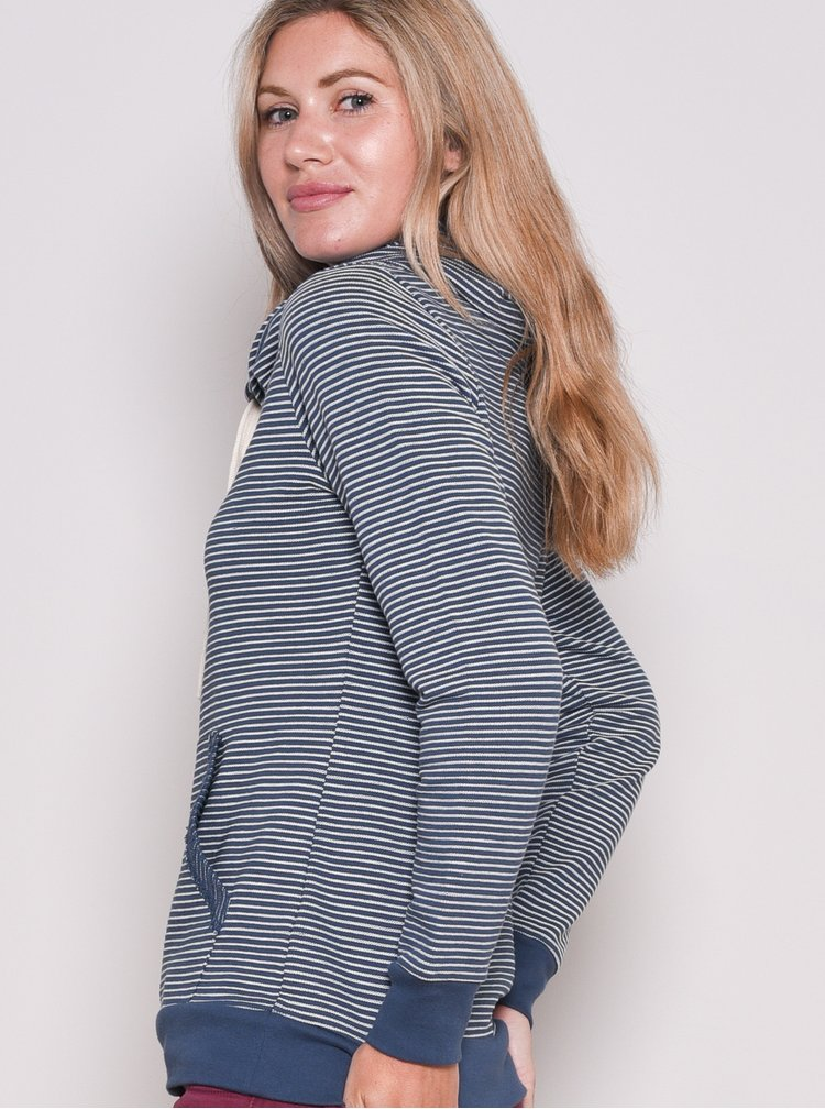 Marimi curvy pentru femei Brakeburn - albastru