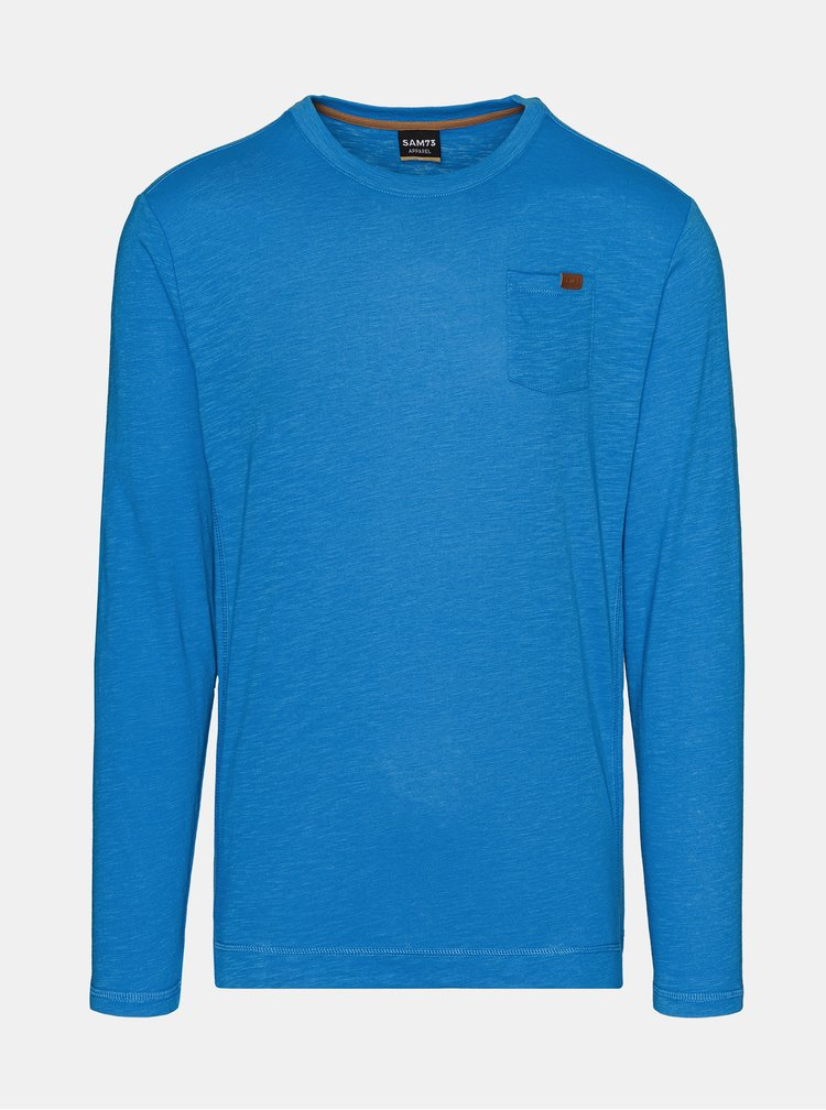 Tricouri si bluze pentru barbati SAM 73 - albastru