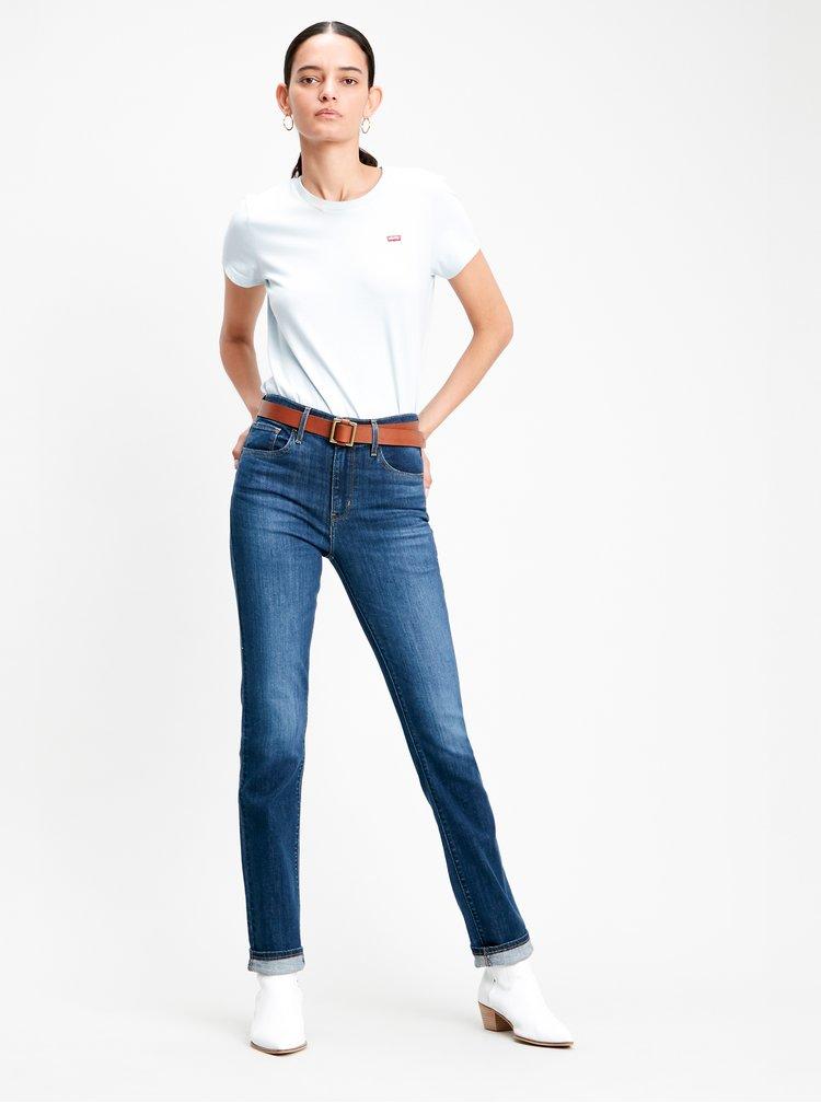 Skinny fit pentru femei Levi's® - albastru inchis