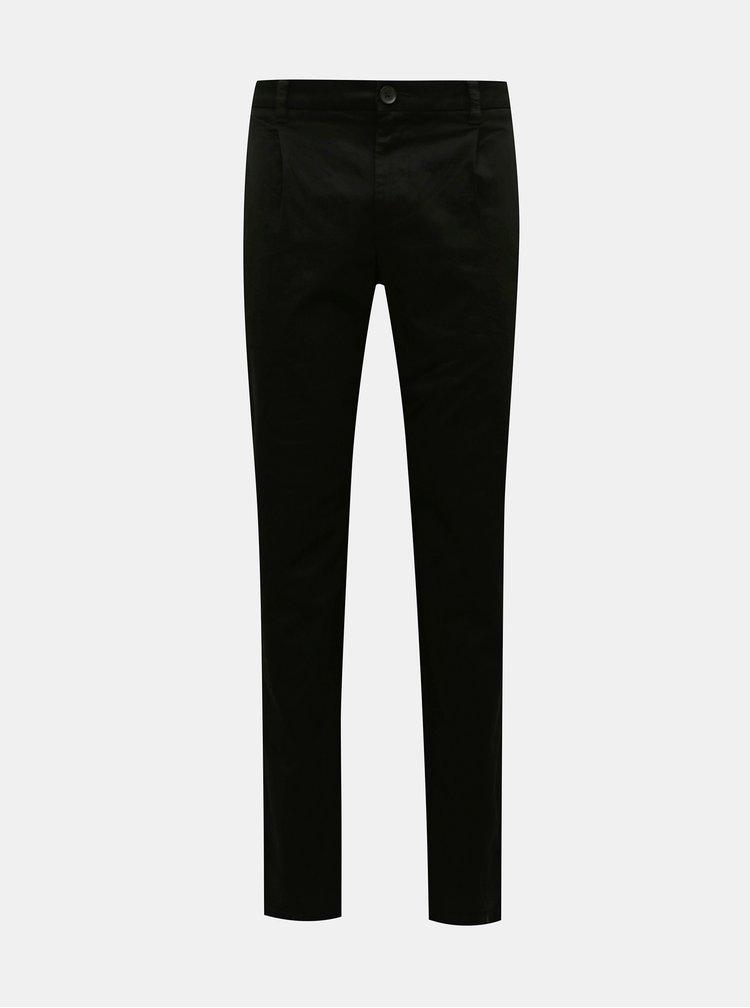 Černé chino kalhoty ONLY & SONS Cam