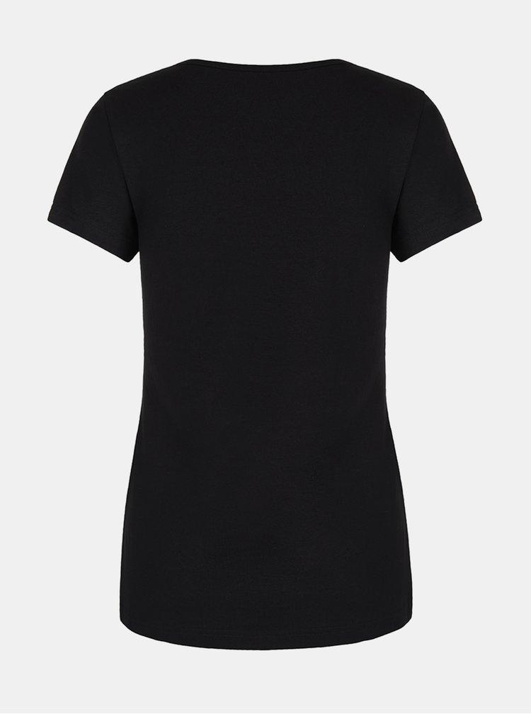 Tricouri pentru femei LOAP - negru