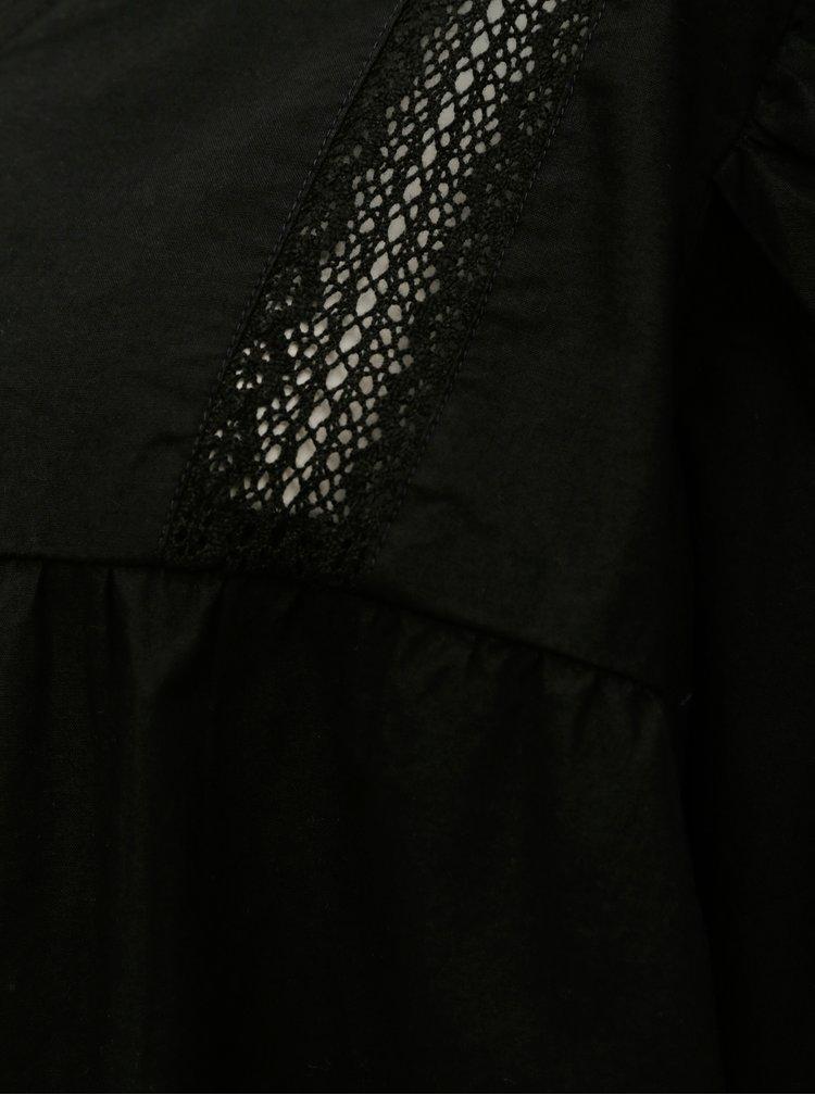 Černá halenka Jacqueline de Yong Vita