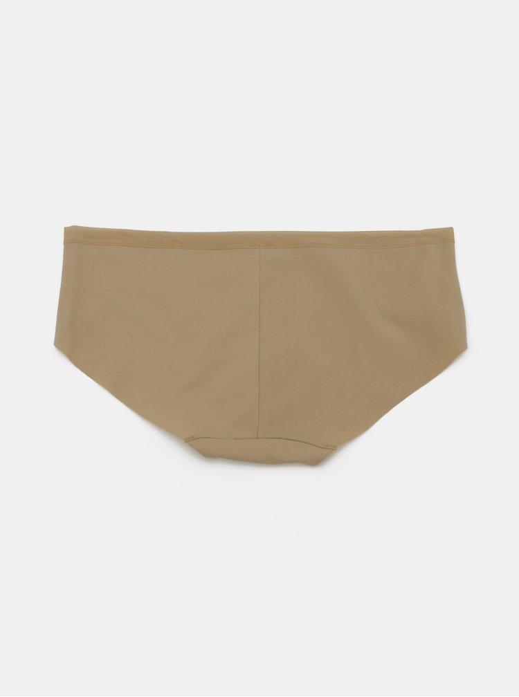 Béžové nohavičky DKNY