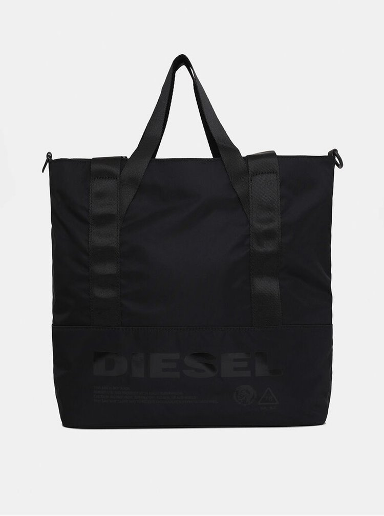 Čierny batoh Diesel
