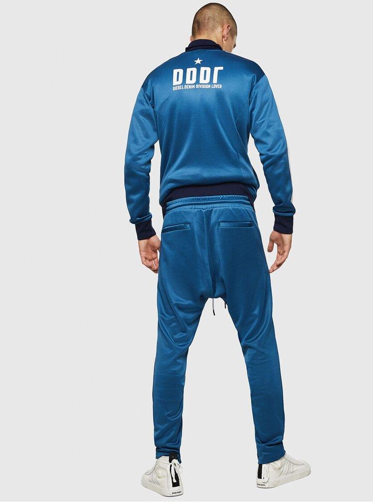 Modrá pánská mikina Diesel