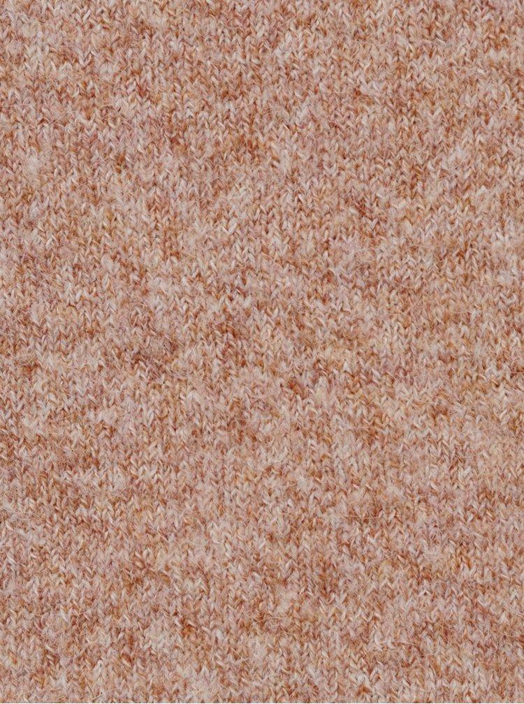 Pulovere pentru femei VERO MODA - roz prafuit